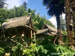 Giardino di Bambù, Linguadoca