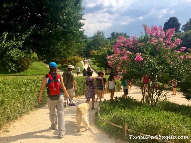 La Bambouseraie, Cevennes Turisti per Sbaglio