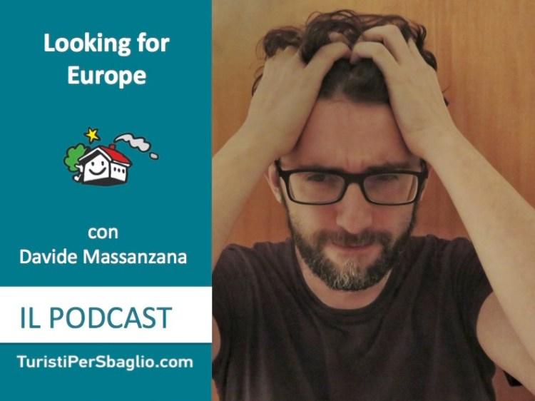 Intervista a Davide Massanzana di Looking for Europe