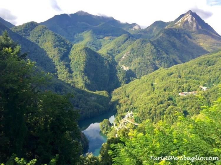 Garfagnana, Isola Santa Parco Alpi Apuane