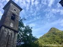 Isola Santa - Garfagnana Campanile San jacopo