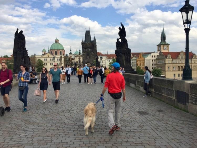 Turisti per Sbaglio a Praga