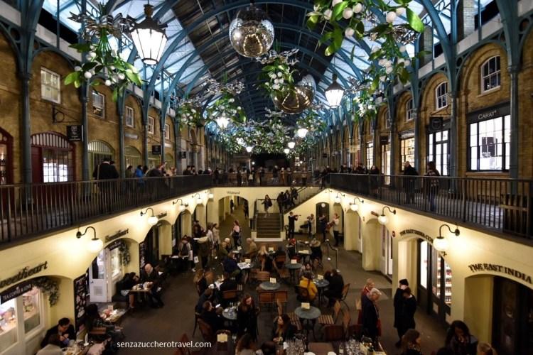 Viaggio a Londra con Senza Zucchero Travel - Covent Garden
