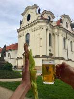 Praga Insolita Monastero e Birreria di Brevnov