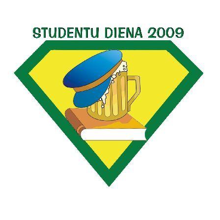 Studentu dienas 2009 logo