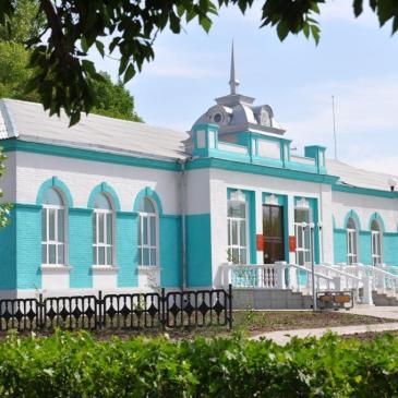 Славгород архитектурный
