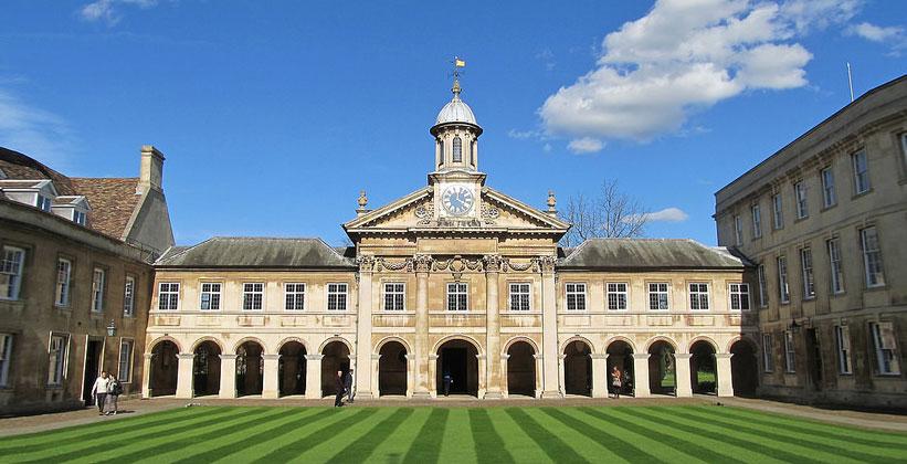 Unmanuel College em Cambridge