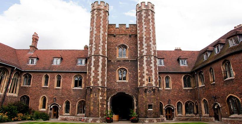 Faculdade de Korolev em Cambridge