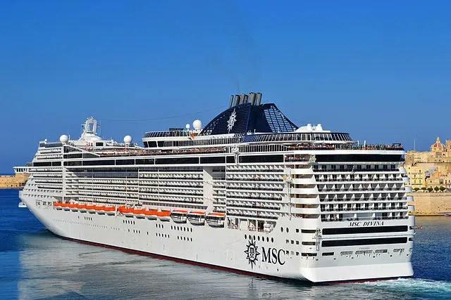 MSC CRUISES' ELEVENTH SHIP RESUMES SAILINGS