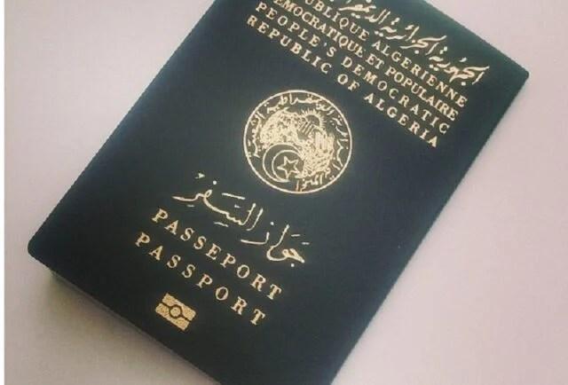 Cezayir vatandaşlarına vize kolaylığı