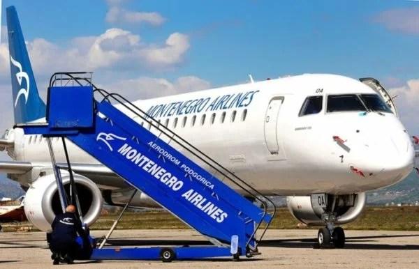 Montenegro Airlines Istanbul'a uçacak