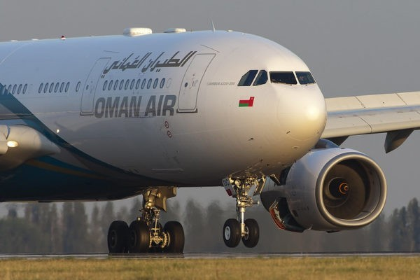 Oman Air de yolcu operasyonuna ara veriyor