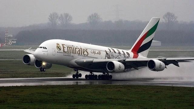 Emirates'ten yeni açıklama: 13 ülkeye uçacagız.