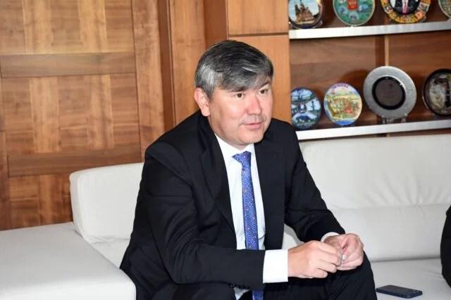 ''Türkiye, Kazaklar için bir numaralı destinasyon''