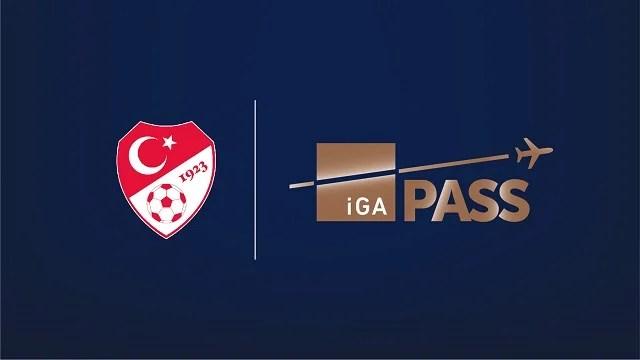 İstanbul Havalimanı, Futbol Federasyonu'na Sponsor Oldu