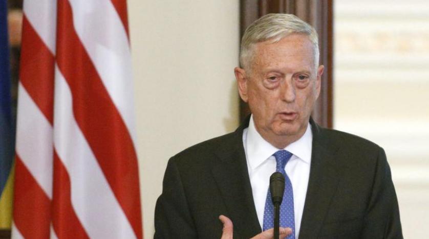 ABD Savunma Bakanı Mattis'ten Trump'a Kuzey Kore cevabı