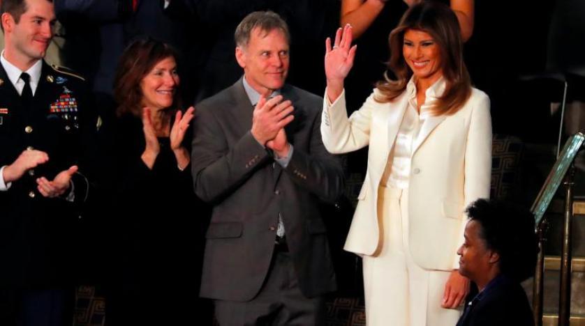Melania Trump'tan ayrılık iddialarını güçlendirecek hareket
