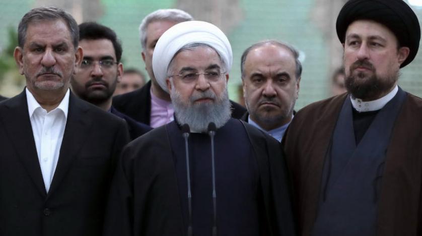 Ruhani'den İranlı liderlere uyarı