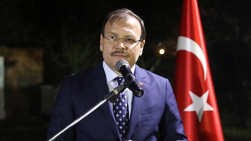 Türkiye, Sevakin'de askeri üs kurulma iddialarını reddetti