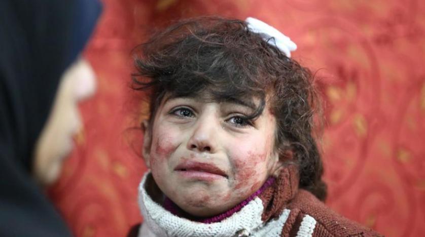 Kuşatma ve bombardıman altındaki Doğu Guta'da korku ve açlık