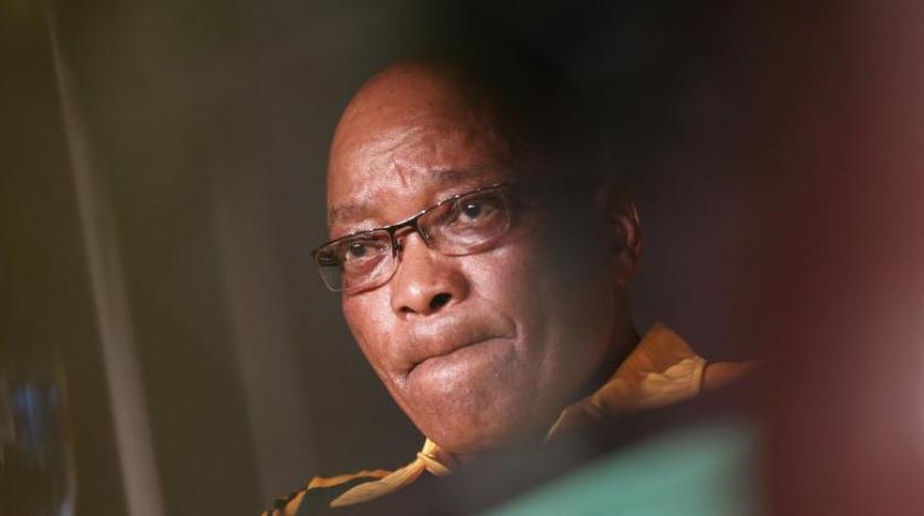 Güney Afrika Lideri Zuma'nın görevden alınmasına karar verildi