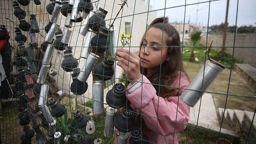 İsrail'de 'tehlikenin' adı 11 yaşındaki Cena