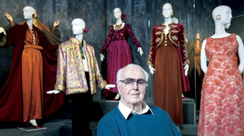 Fransız modasının efsanesi Givenchy hayatını kaybetti
