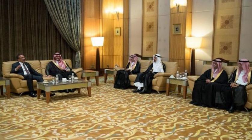 Suudi Arabistan İçişleri Bakanı Kuala Lumpur'da