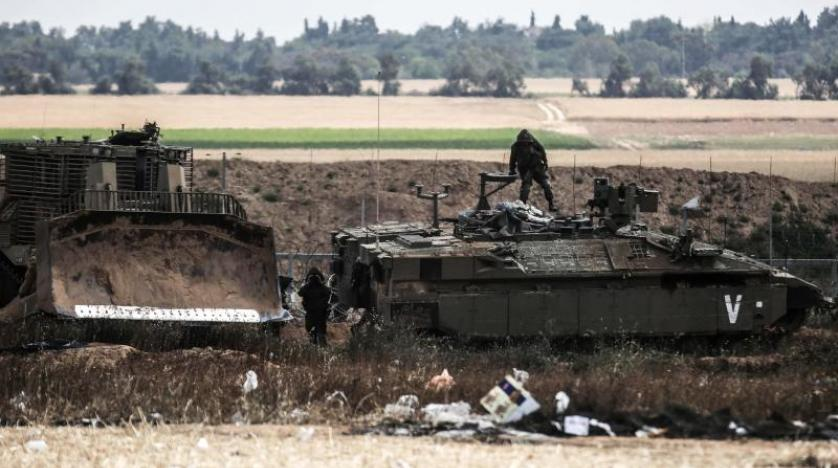 İsrail′den Hamas′a tünel operasyonu