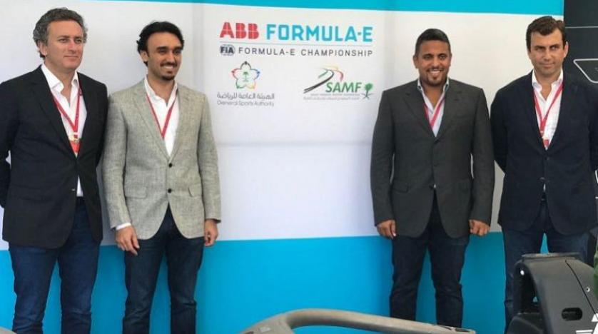 Suudi Arabistan'da Formula E heyecanı