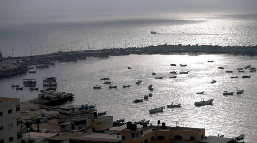 Gazze sahillerinde çevre felaketi yaşanıyor