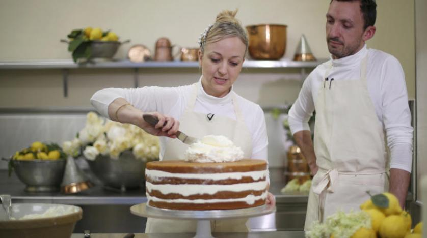 Harry ve Meghan'ın düğün pastası tabuları yıkıyor