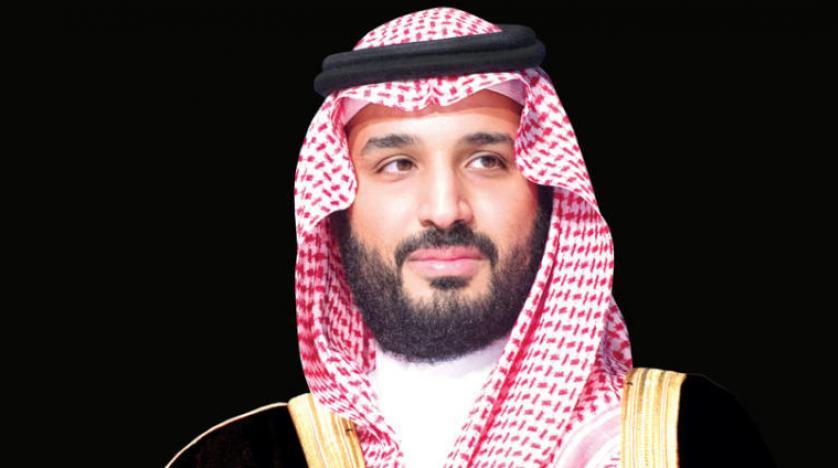 Suudi Arabistan Veliaht Prensi, Davos Ekonomi Forumu Başkanı bir araya geldi