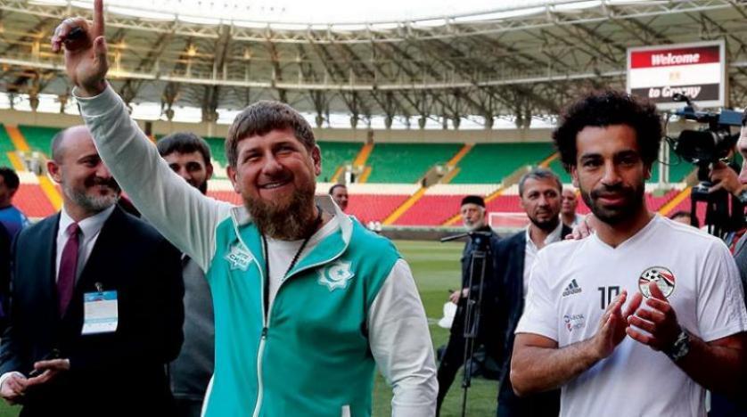Kadirov, Muhammed Salah'tan politik olarak yararlandı mı?
