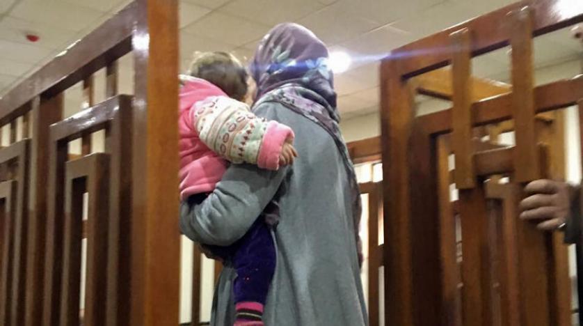 Irak'ta DEAŞ üyesi Fransız kadına müebbet hapis