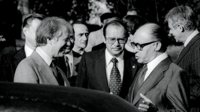 Camp David Anlaşması 3: Begin, Ürdün'ün barış görüşmelerine katılmasını istiyor