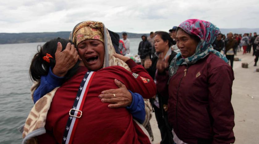 Endonezya'da tekne battı: 128 kişi kayıp