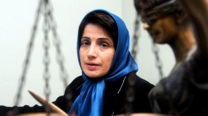 İdama karşı olan İranlı avukat Nesrin Sutude'nin cezası belli oldu