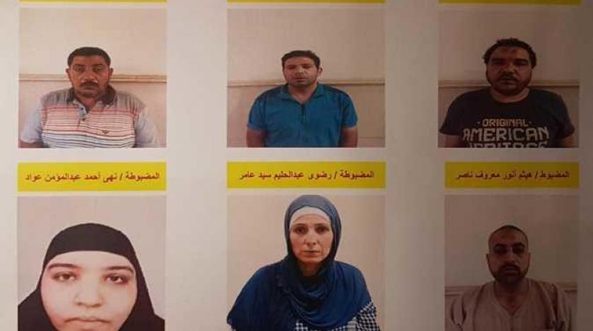 Mısır'da kiliseye saldırı planlayan teröristlerin kimliği açıklandı