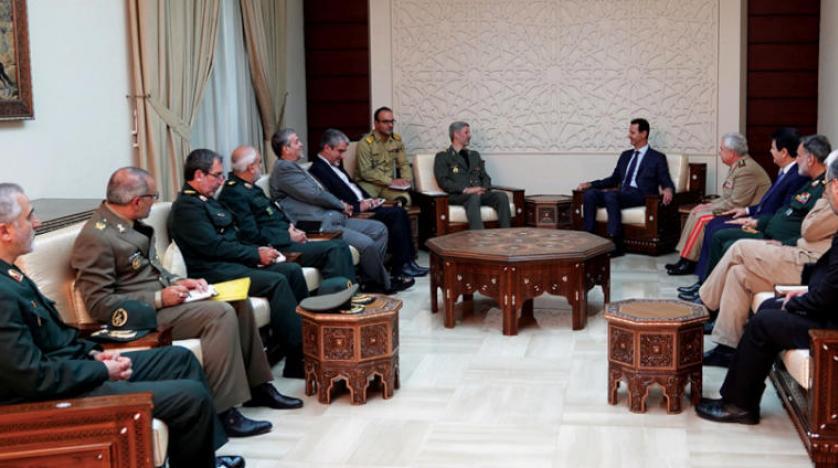 İran, Suriye ile askeri işbirliği ve yeniden inşa anlaşması imzaladı