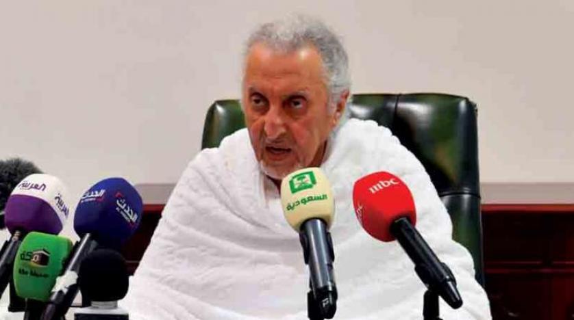 Mekke Emiri: Hacı adayları, Terviye gününde Mina'ya başarıyla ulaştı