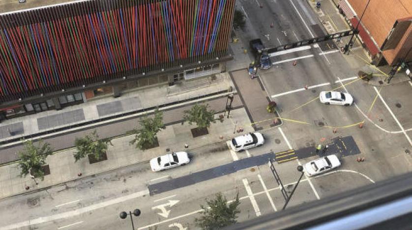 ABD'de bir bankaya silahlı saldırı: 4 ölü
