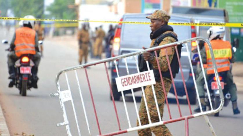 Burkina Faso'nun doğusunda çifte saldırı