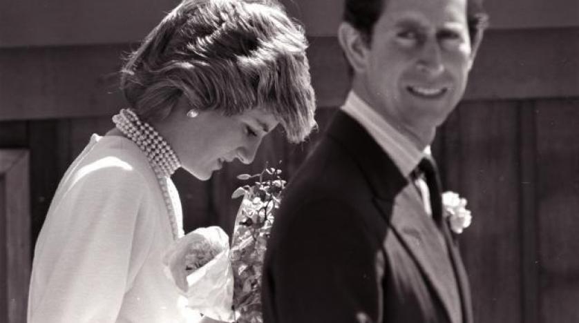 """Prens Charles, Diana olan evliliği için, """"büyük hata"""""""