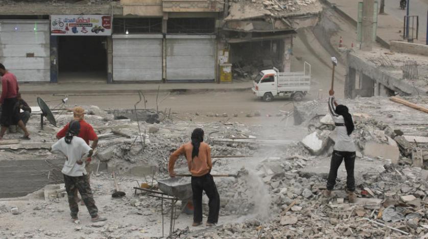 Savaş sonrası Rakka: Köprüleri ve binaları olmayan bir şehir