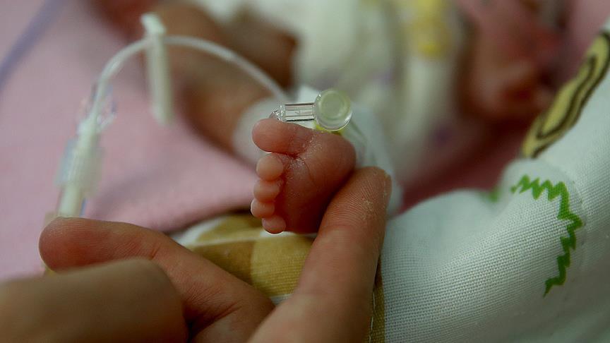 Dünyada her yıl 15 milyon bebek prematüre doğuyor