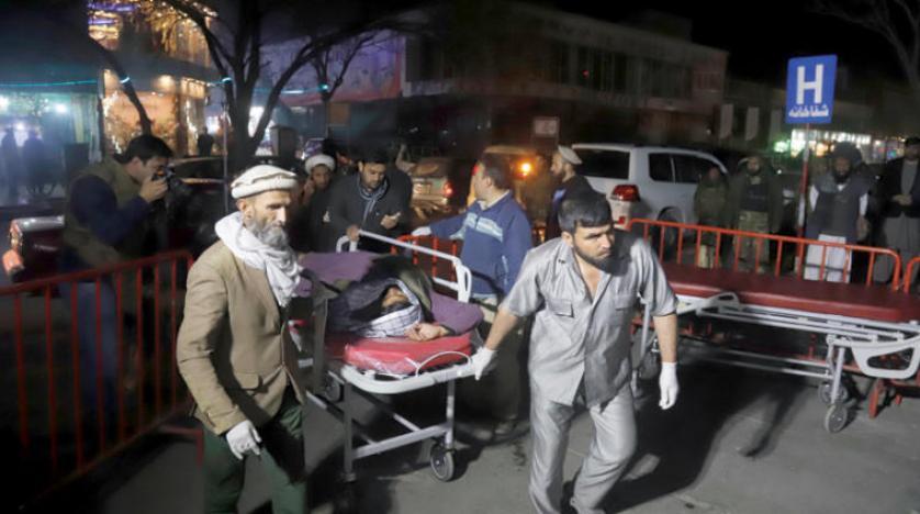 Kabil'de intihar saldırısı: 50 kişi hayatını kaybetti