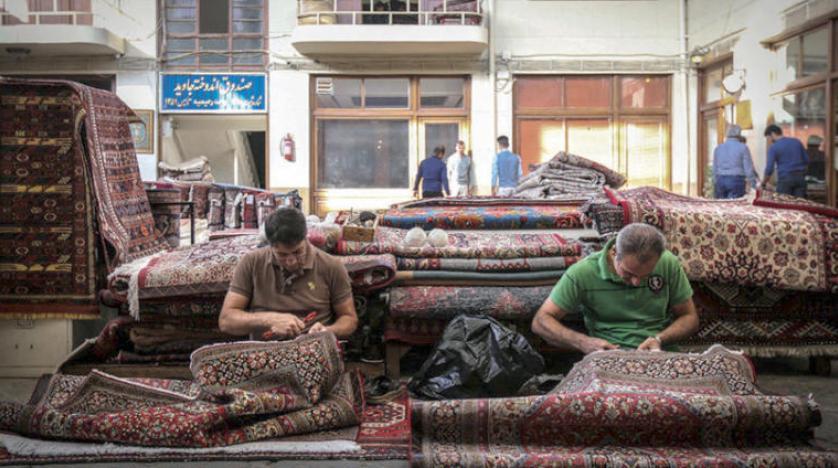 ABD yaptırımları İran halılarının değerini düşürdü