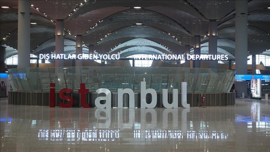 İstanbul Havalimanı'nın film çekim tarifesi belli oldu