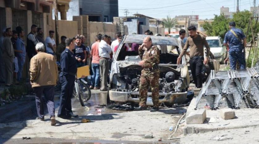 Irak'ta bombalı saldırı: 5 ölü 16 yaralı